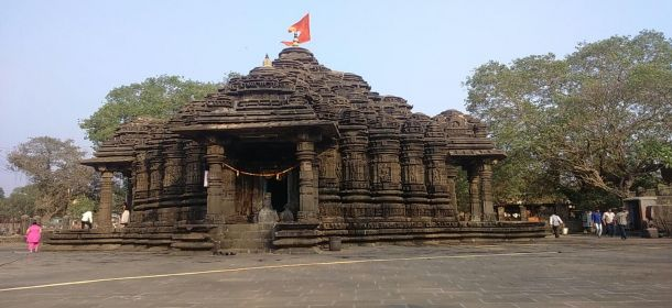SHIV MANDIR AT AMBERNATH IN DIST THANE MAHARASHTRA INDIA